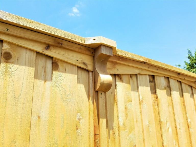 Plano-TX-Decorative-Corbel-Wood-Fence-1500x1125